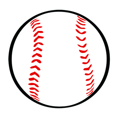 free baseball clipart