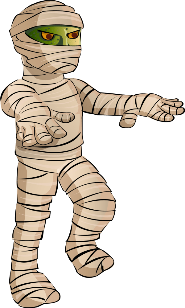 Free Mummy Clipart - Clipartix