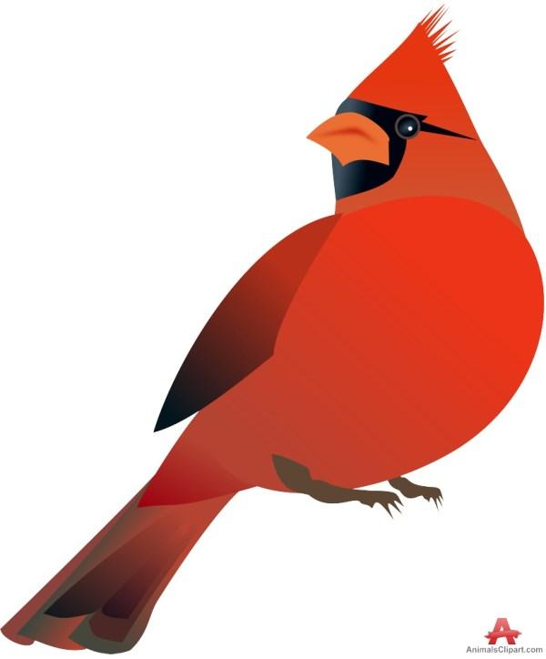 free cardinal clipart