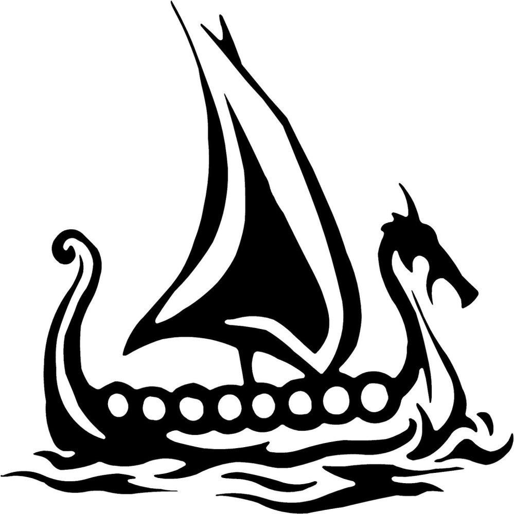 medium resolution of clipart viking ship idea