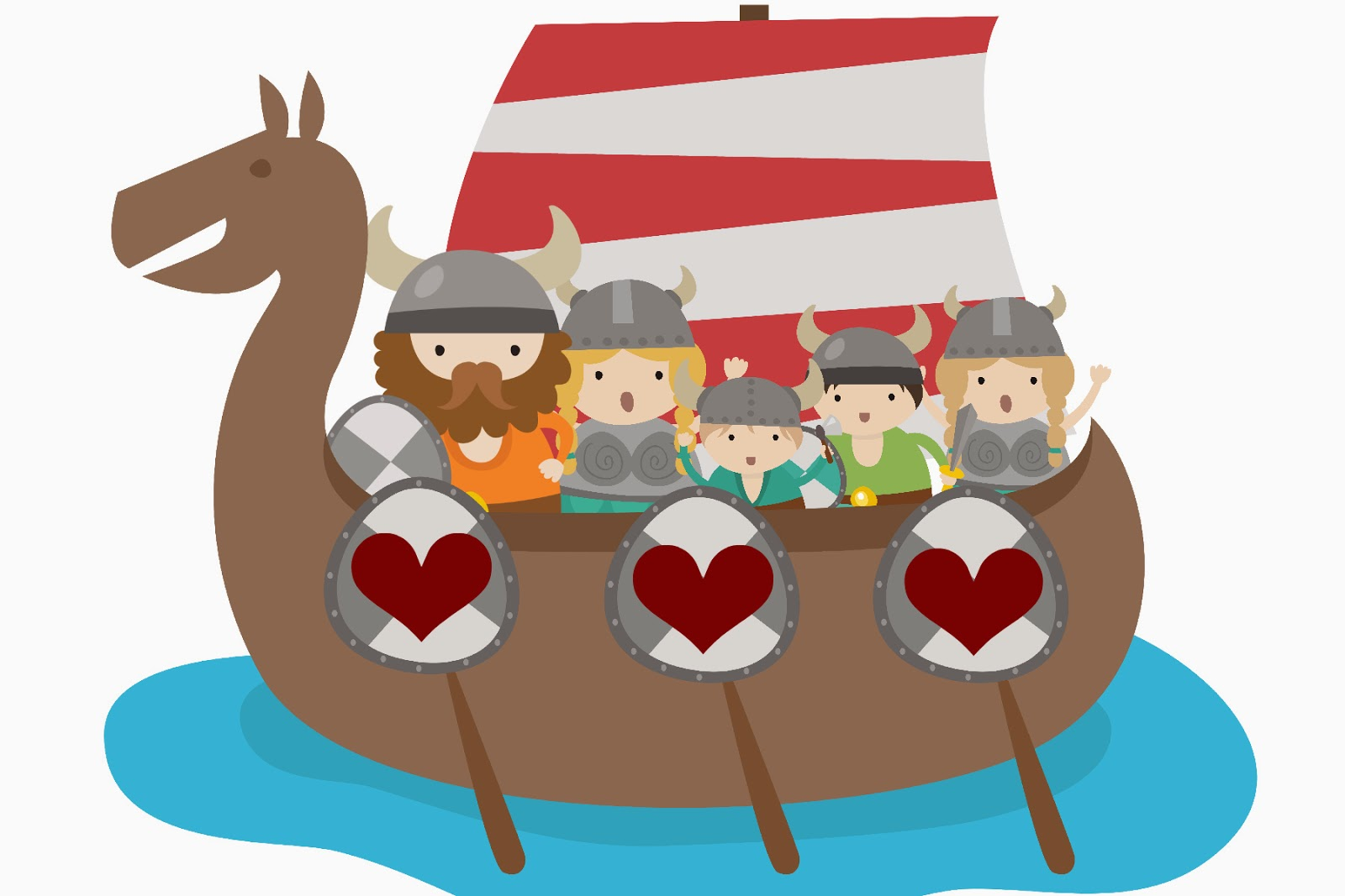Free Viking Clipart Pictures