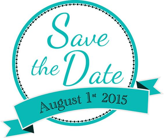 free save date clipart