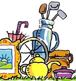 garage sale free yard sale clip art clipart 6 [ 1188 x 962 Pixel ]