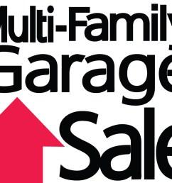garage sale sale multi family yard clipart [ 1100 x 850 Pixel ]