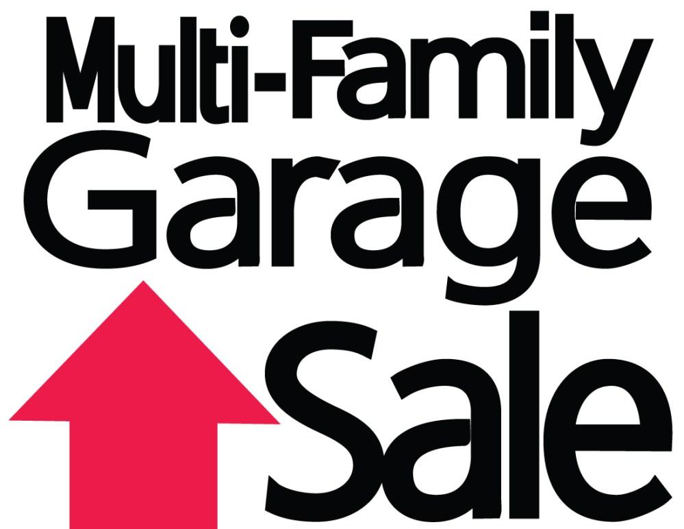 medium resolution of garage sale sale multi family yard clipart