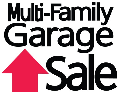 small resolution of garage sale sale multi family yard clipart