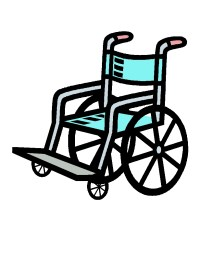 Free Wheelchair Clipart Pictures - Clipartix