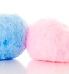 cotton candy blue clipart [ 2009 x 956 Pixel ]