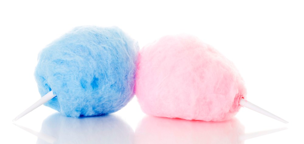 medium resolution of cotton candy blue clipart