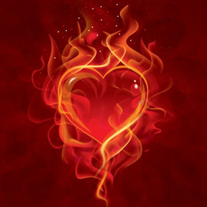 Fall 2016 Wallpaper Free Heart With Flames Pictures Clipartix