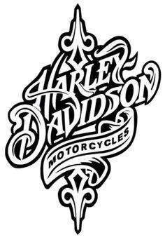 Harley Davidson Clipart : harley, davidson, clipart, Harley, Davidson, Clipartix