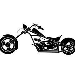 harley davidson free motorcycle clipart 2 [ 1024 x 1024 Pixel ]