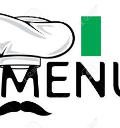 italian restaurant menu clip art clipart free download [ 1300 x 831 Pixel ]