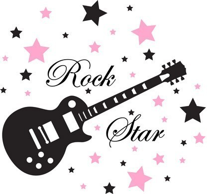 Glam Fall Background Wallpaper Free Rock Star Clip Art Pictures Clipartix