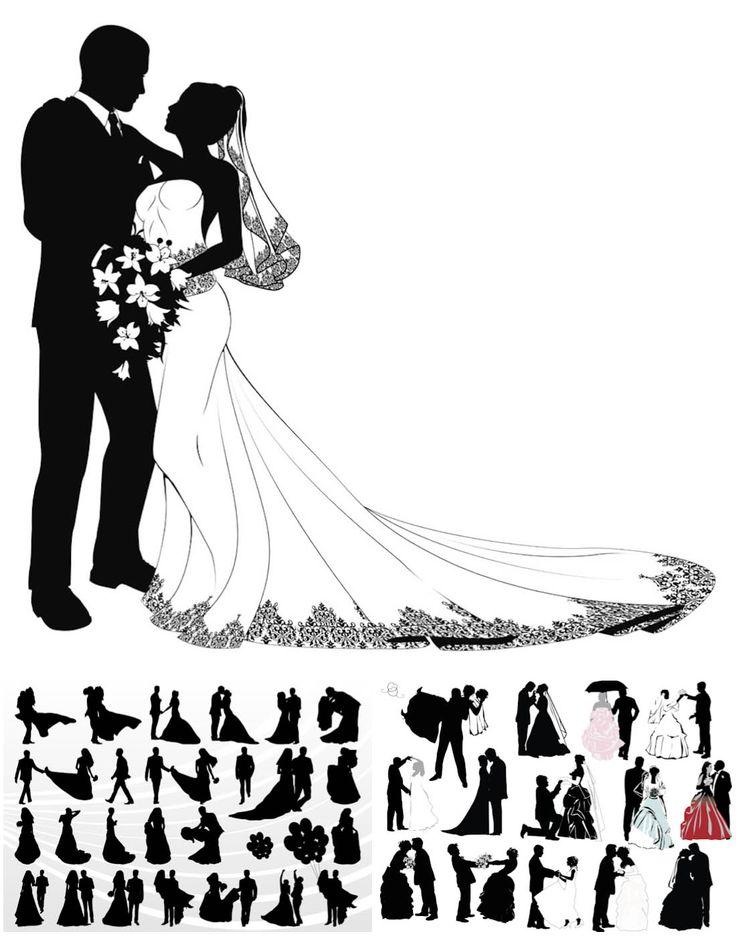 Ideas About Wedding Clip Art On 3