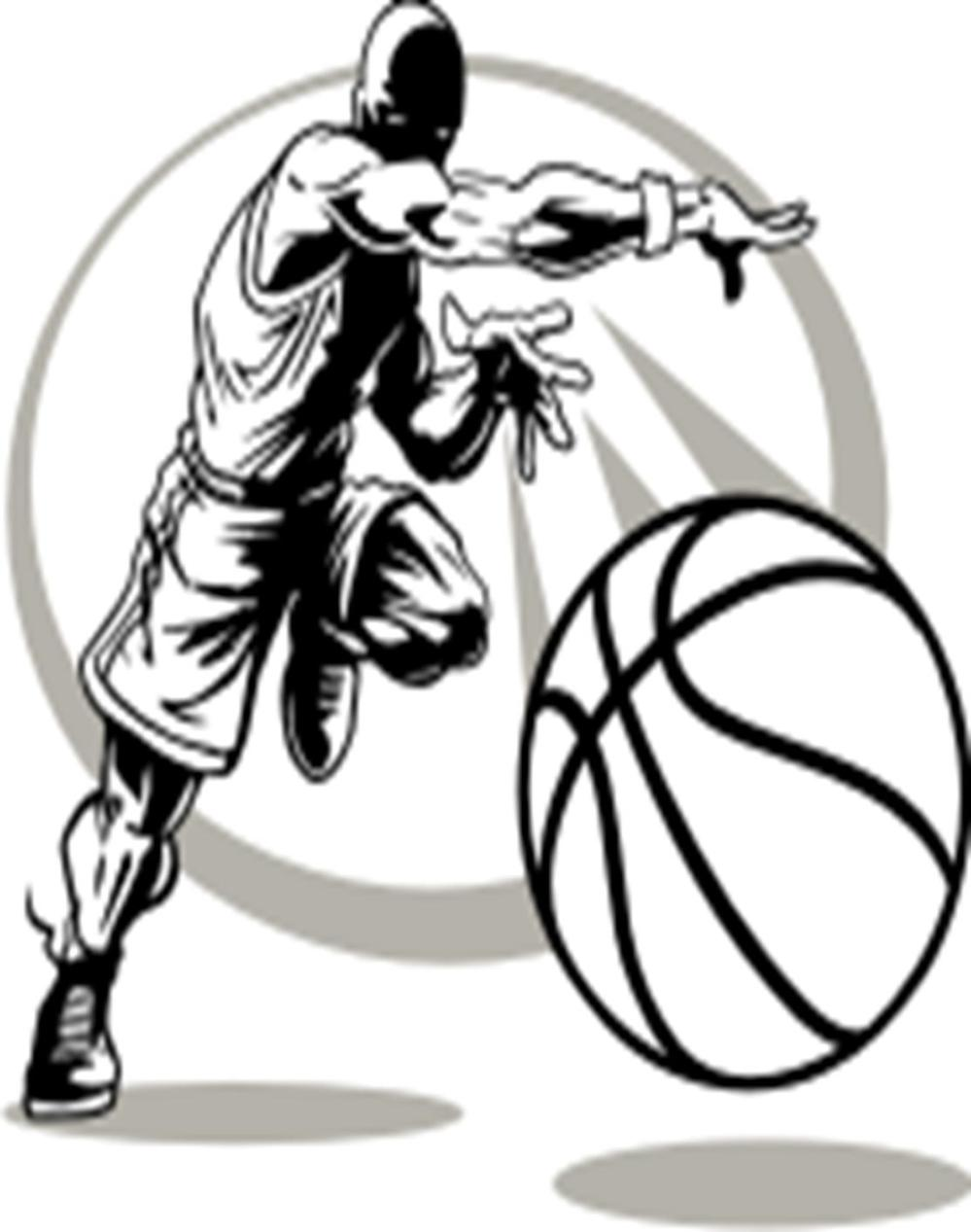 medium resolution of kid basketball player clipart free images