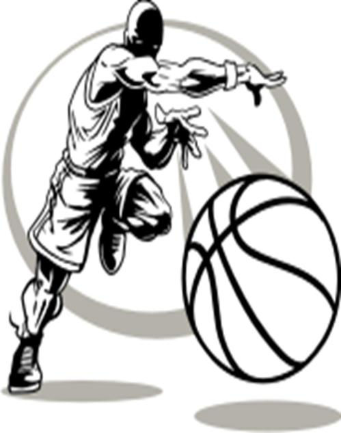 small resolution of kid basketball player clipart free images