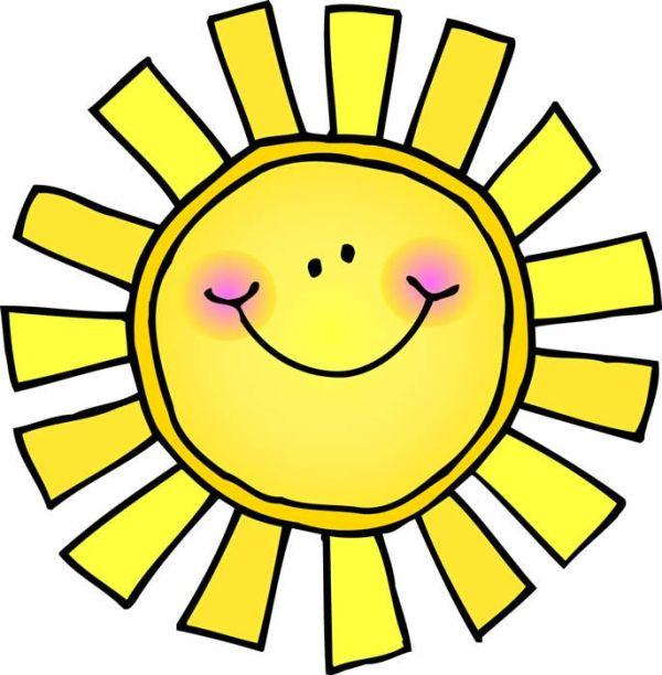 sunshine clip art - clipartix