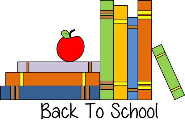 Back School Clip Art Free