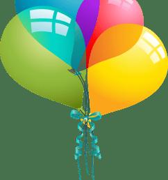 birthday balloons free birthday balloon clip art clipart 8 [ 767 x 1200 Pixel ]