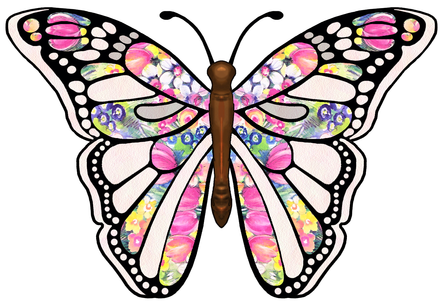 hight resolution of butterfly clip art butterfly clipart graphicsde 3