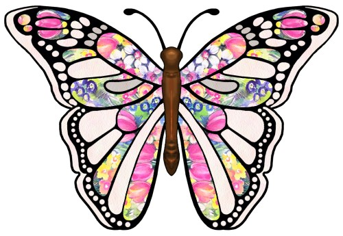 small resolution of butterfly clip art butterfly clipart graphicsde 3