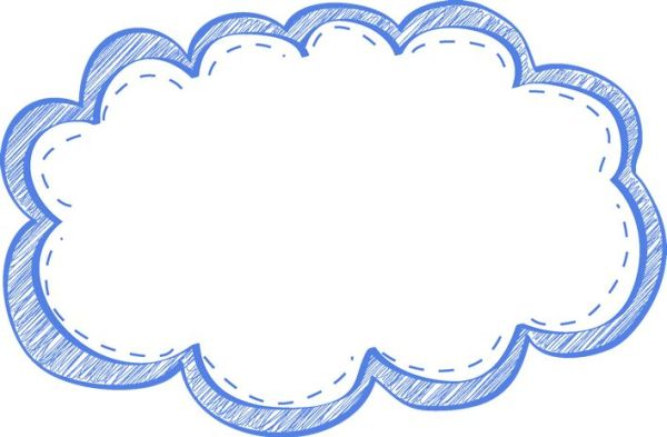 cloud clipart free