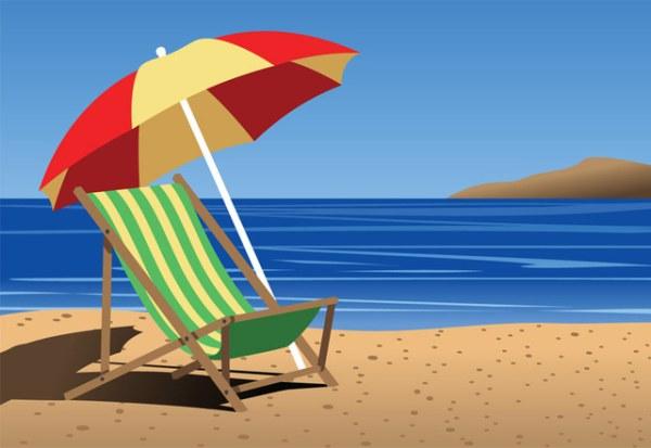 free beach clipart - clipartix