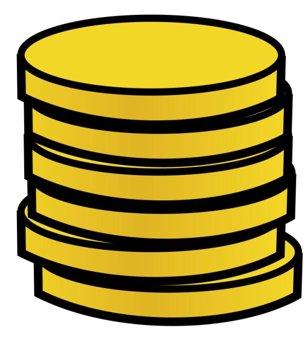 free money clip art