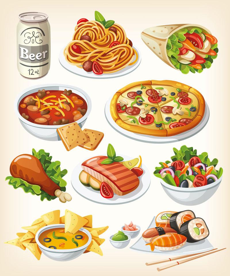 free food food clip