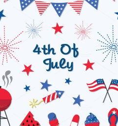 fourth of july 4th of july clipart 10 [ 1160 x 772 Pixel ]