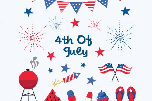 small resolution of fourth of july 4th of july clipart 10