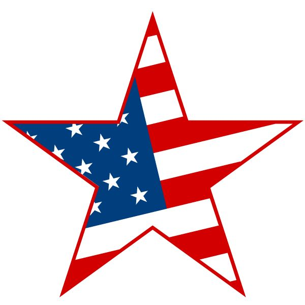 fourth of july 4th clipart