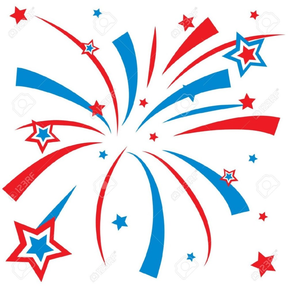 medium resolution of celebration clipart firework explosion pencil and in color