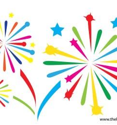 fireworks clipart free clip art images image 7 [ 1800 x 1200 Pixel ]
