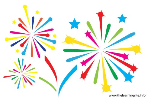 small resolution of fireworks clipart free clip art images image 7