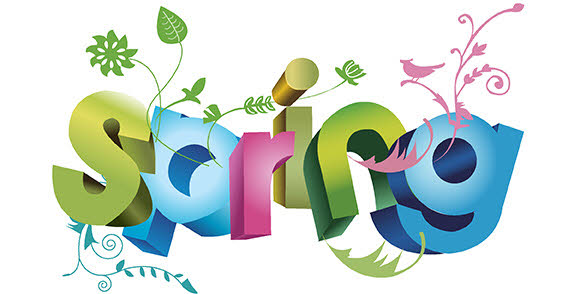 april showers spring clipart