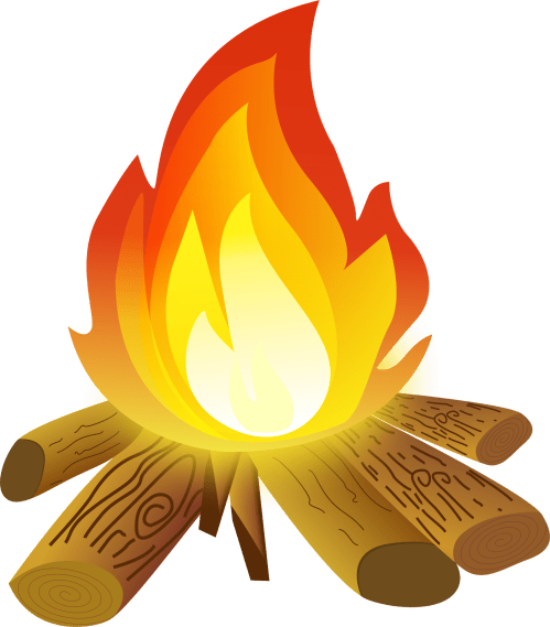 small resolution of campfire hd camp fire clipart pictures drawing vector art library