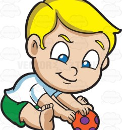 baby playing a baby boy playing with ball at tornado cartoon clipart jpg [ 872 x 1024 Pixel ]