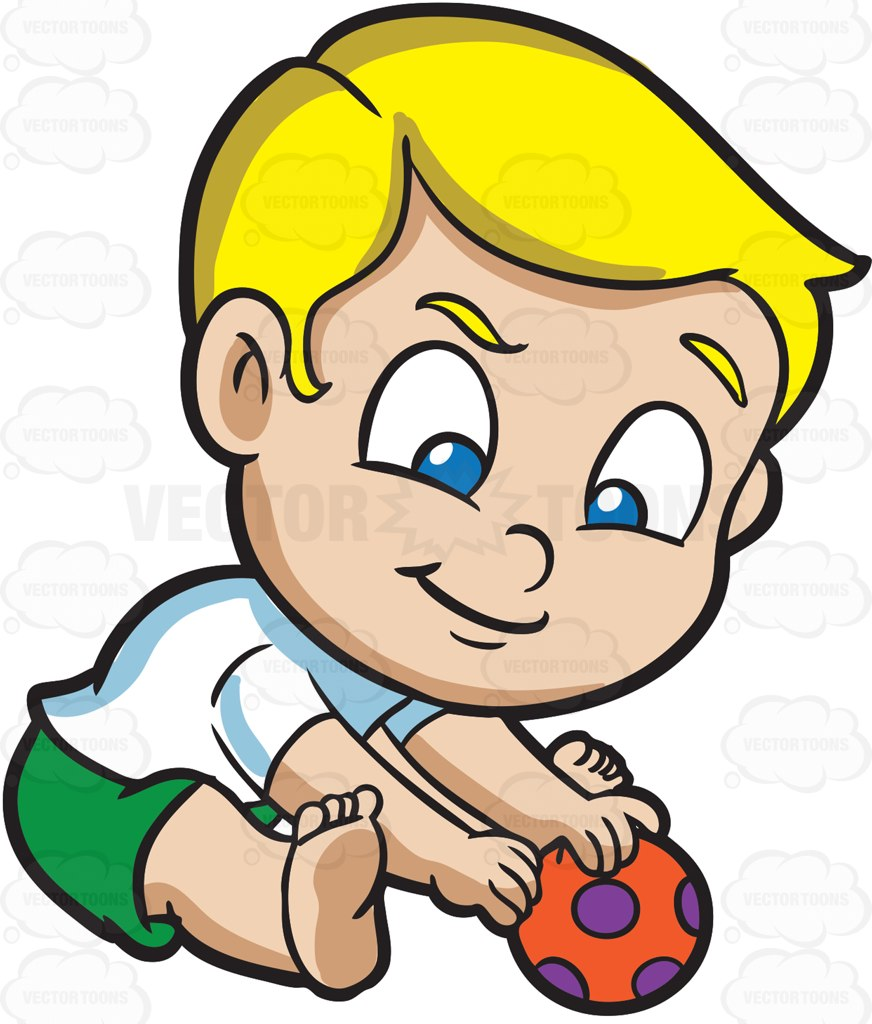medium resolution of baby playing a baby boy playing with ball at tornado cartoon clipart jpg