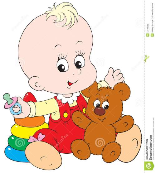 small resolution of baby playing clipart