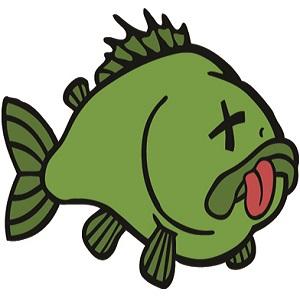 dead fish cartoon the best fish 2018 rh fish linebrem site