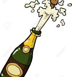 champagne bottle clipart free download jpg [ 987 x 1300 Pixel ]