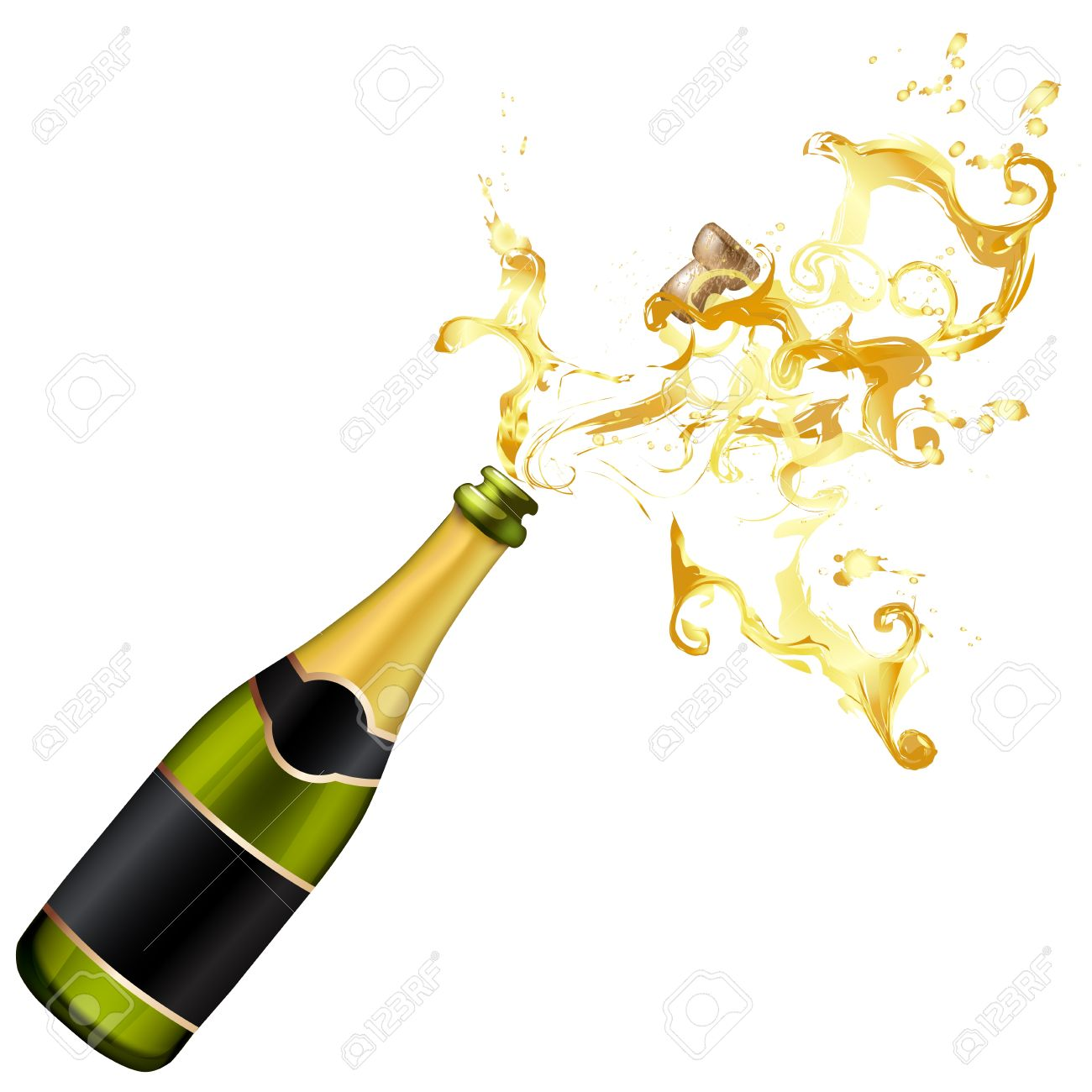 hight resolution of champagne clipart cork pencil and in color champagne jpg