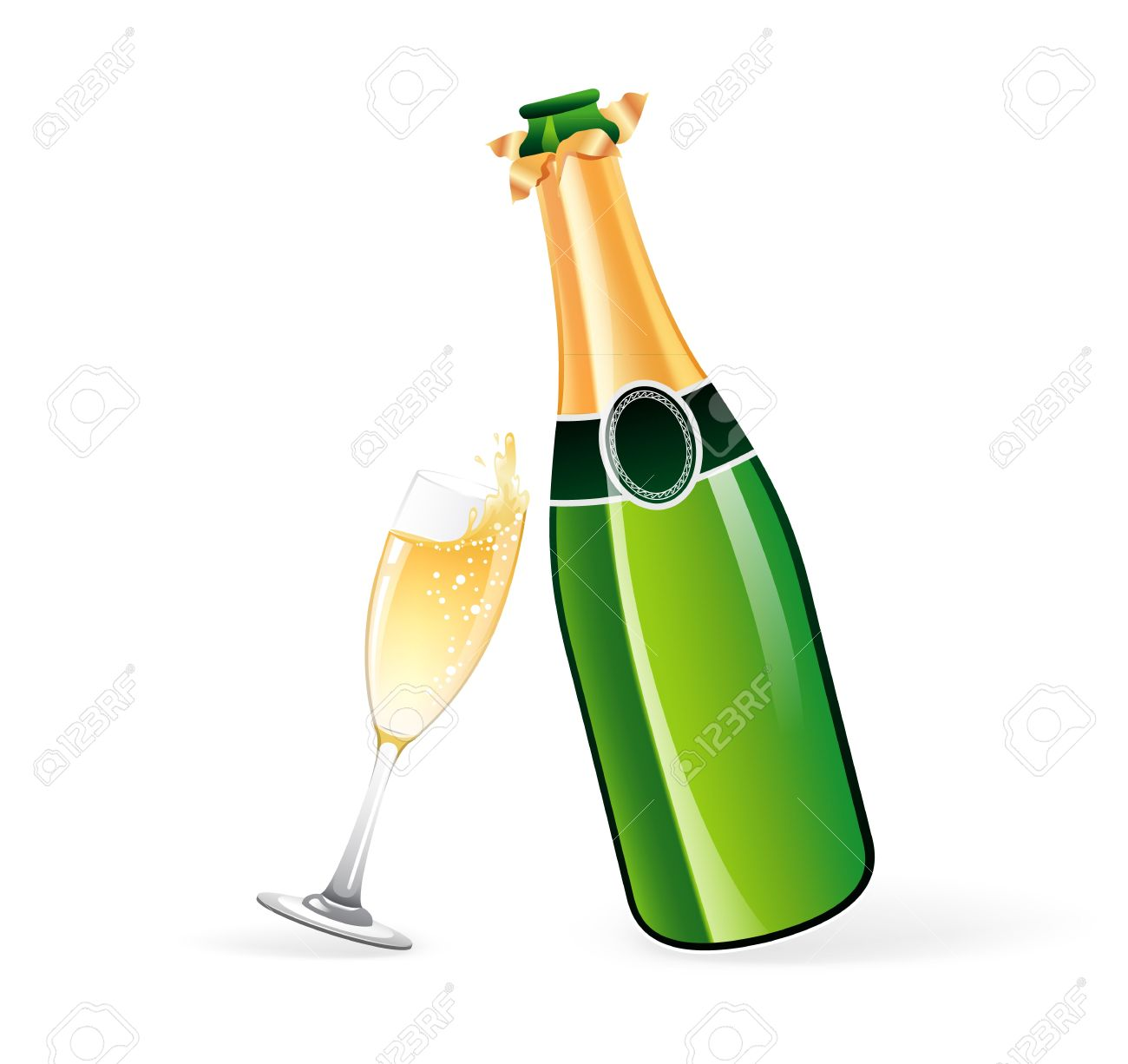 hight resolution of champagne bottle clipart free download jpg 2