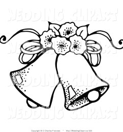 wedding bells wedding clipart free black and white jpg [ 1024 x 1044 Pixel ]