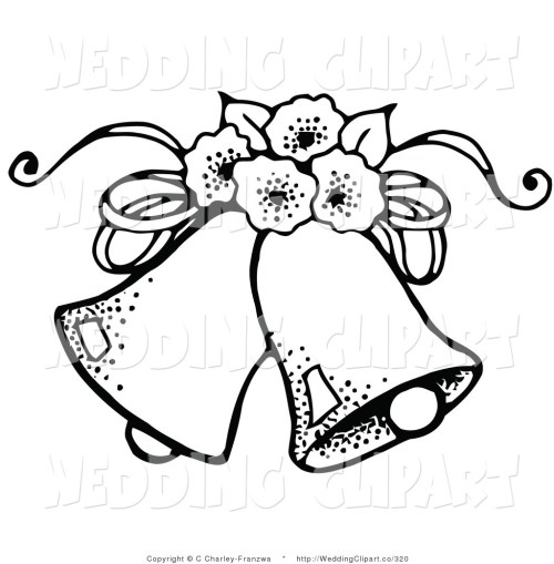 small resolution of wedding bells wedding clipart free black and white jpg