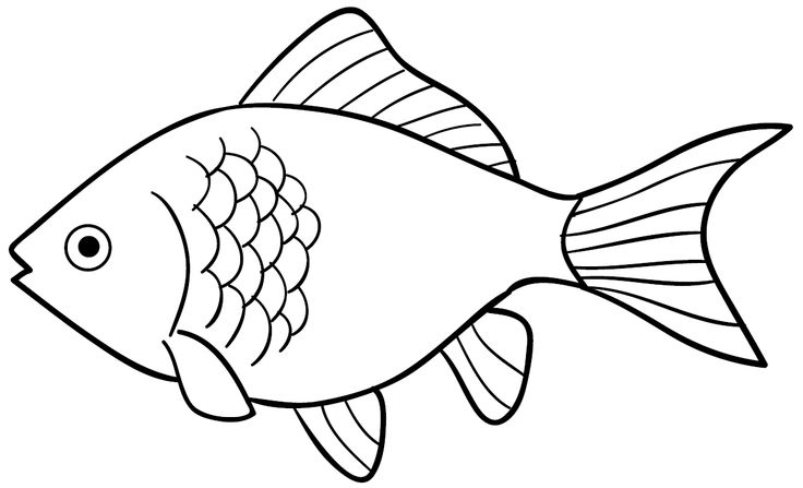 Clown Fish Clipart Black And White Fabulous View All Clownfish Jpg Clipartix