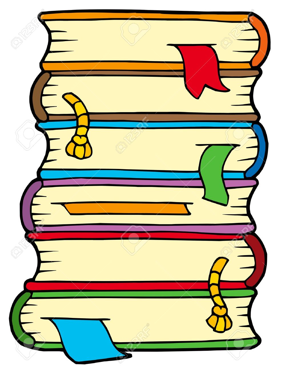 hight resolution of stack book binder clipart clipground jpg