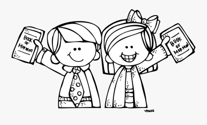 Lds Clipart Melonheadz School Clipart Black And White Free Transparent Clipart ClipartKey